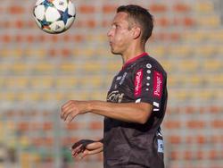 Christian Ramsebner darf plötzlich doch im Erste-Liga-Schlager gegen den SKN St. Pölten auflaufen