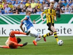 Jonas Arweiler trifft im Finale