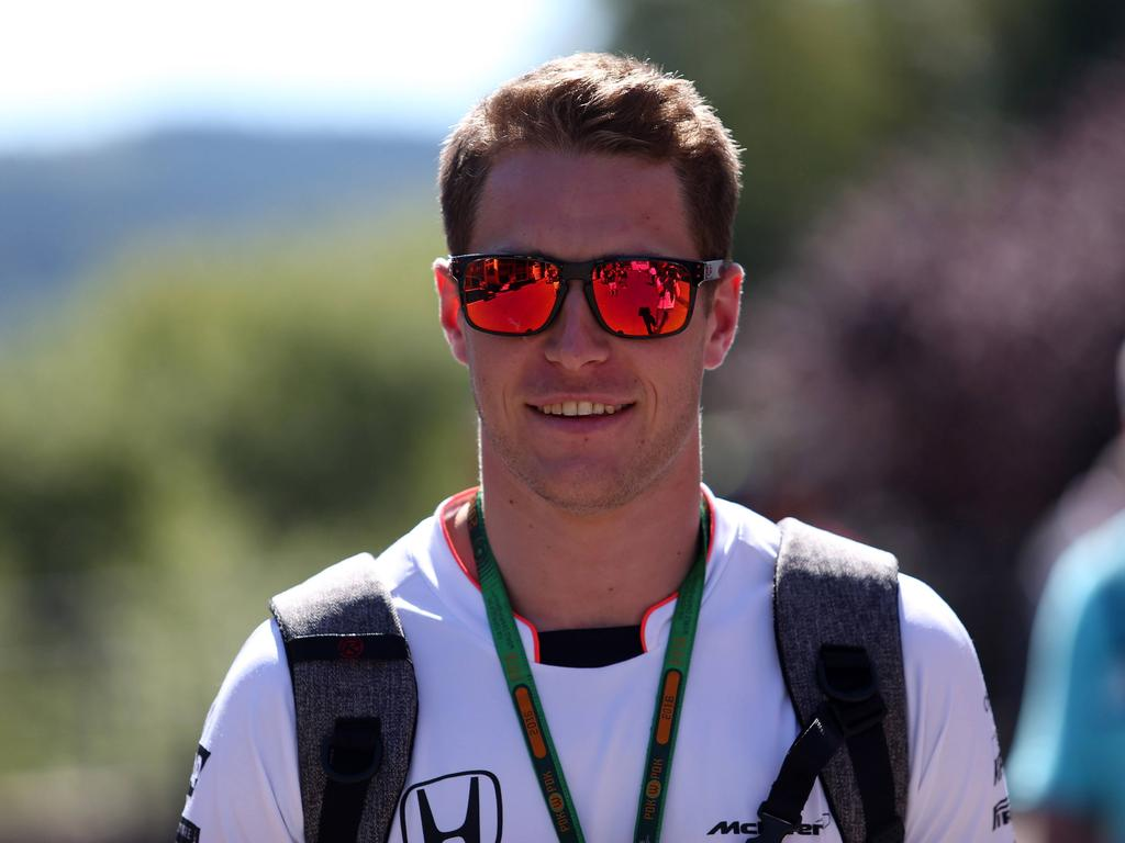 Stoffel Vandoorne hat einen Stammplatz in der Formel 1 im Visier