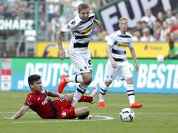 Gladbach - Leverkusen und zurück