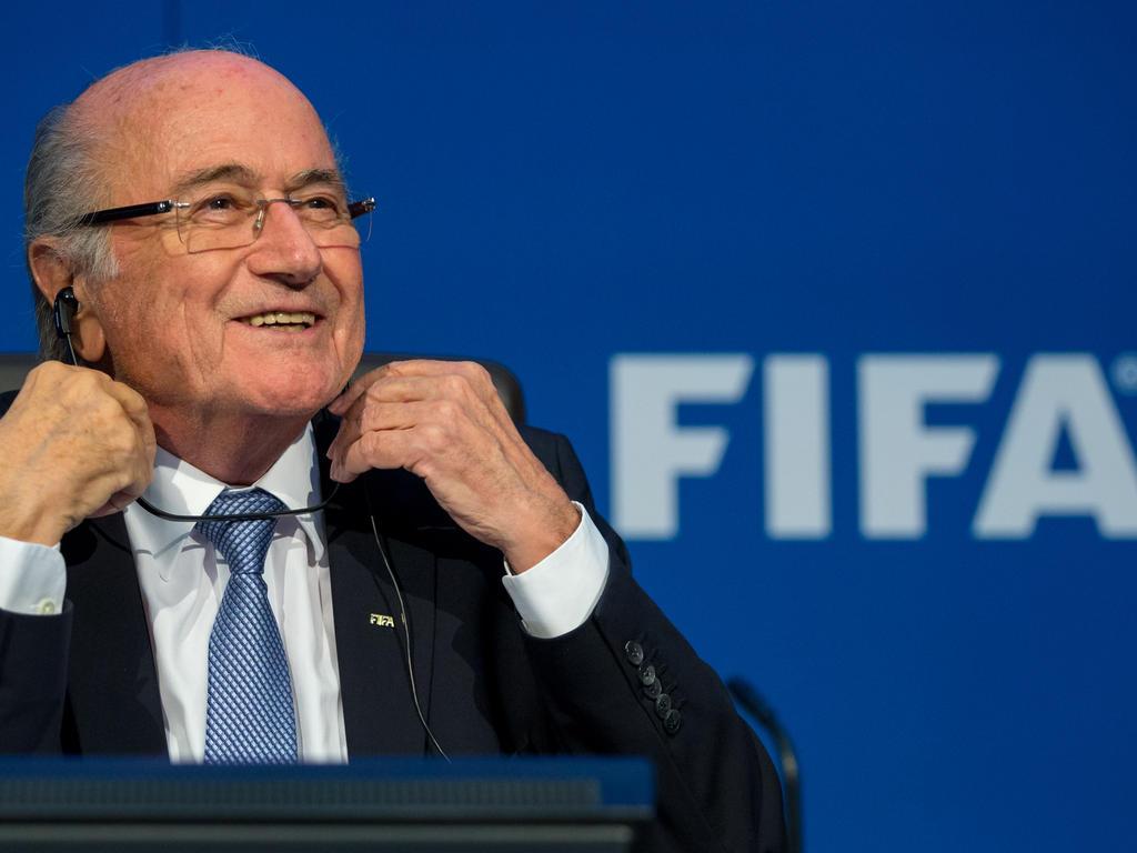 Sepp Blatter ist bis 2021 suspendiert