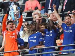 Pokaltriumph für Chelsea