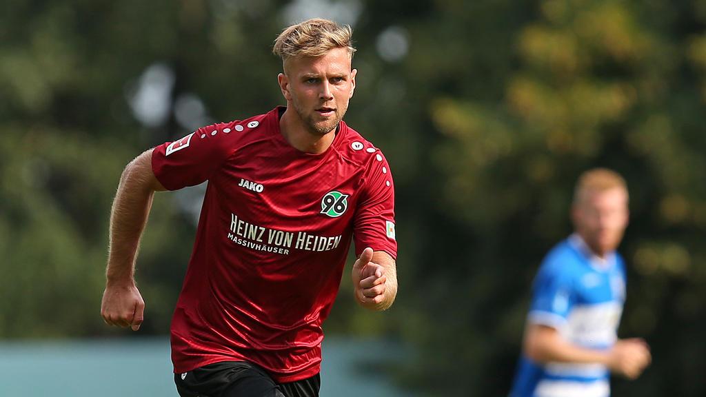 Niclas Füllkrug kämpft weiter für eine Berufung in die Nationalmannschaft
