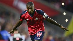 Nicolas Pépé wird angeblich auch von BVB, FC Bayern und Schalke umworben