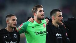 Eintracht Frankfurt will in der Europa League den Gruppensieg einfahren