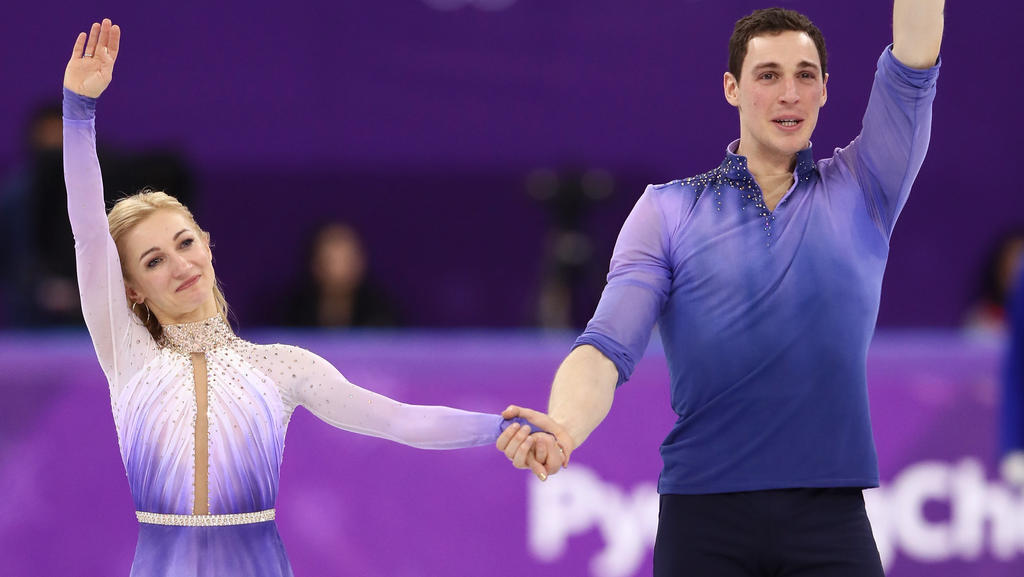 Aljona Savchenko und Bruno Massot verzichten auf die EM