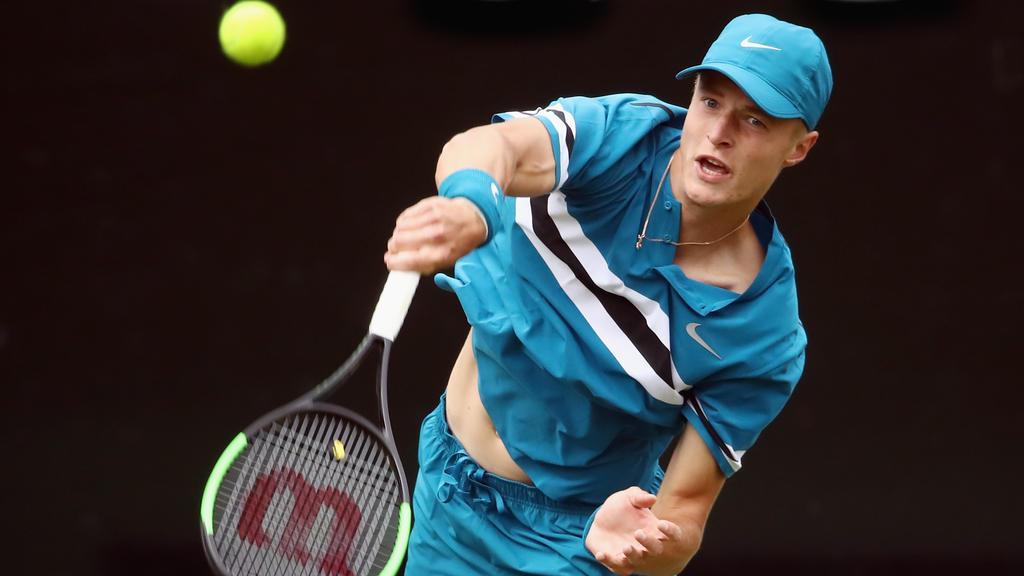 Rudolf Molleker gibt sein Grand-Slam-Debüt