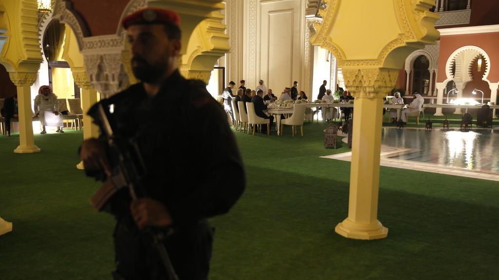 Deutsche Journalisten sollen in Katar Probleme mit dem Militär bekommen haben