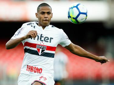 Bruno Alves fue titular en el eje de la zaga de Sao Paulo. (Foto: Getty)