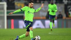 Suat Serdar muss in der Liga für drei Spiele zusehen