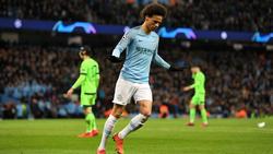 Leroy Sané überzeugte beim Sieg gegen den FC Schalke 04