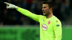 Michael Rensing hat seinen Vertrag in Düsseldorf verlängert