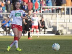 Lia Wälti hat Potsdam zurück an die Tabellenspitze geschossen