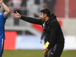 Lotte-Trainer Atalan geht mit Selbstbewusstsein in die Partie gegen den BVB