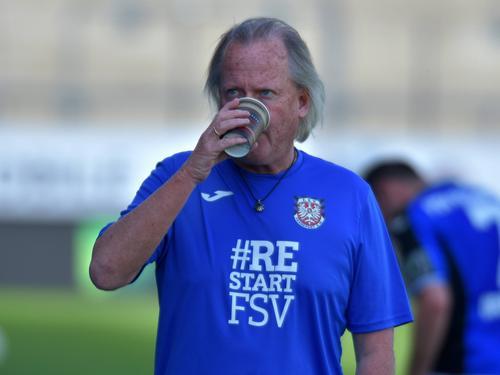 FSV-Präsident Michael Görner muss mit seinem Klub in die vierte Liga