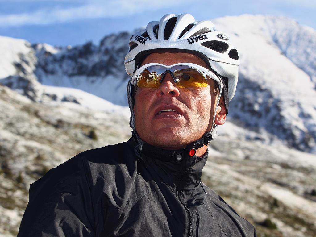 Jan Ullrich ist mit einem blauen Auge davongekommen