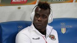 Mario Balotelli hat seinen Vertrag in Nizza verlängert