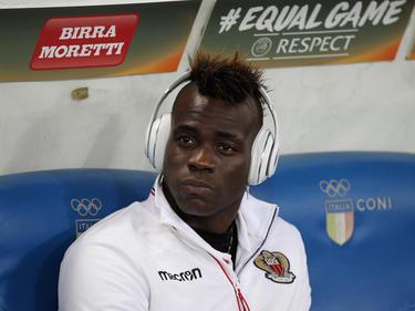 Balotelli recibió insultos por el color de su piel. (Foto: Getty)