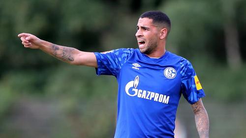 Omar Mascarell will sich beim FC Schalke 04 durchsetzen