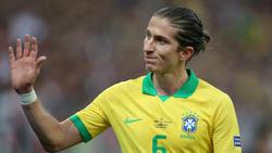 Luis Filipe jugará dos temporadas más en Brasil.