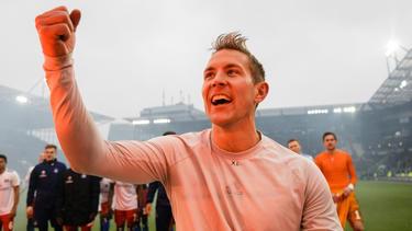 Lewis Holtby hofft bei den Blackburn Rovers seiner Karriere neuen Schwung zu verleihen
