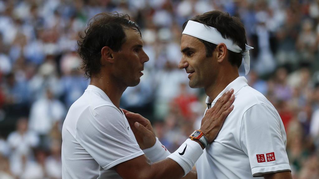 Rafael Nadal und Roger Federer starten beim ATP Cup