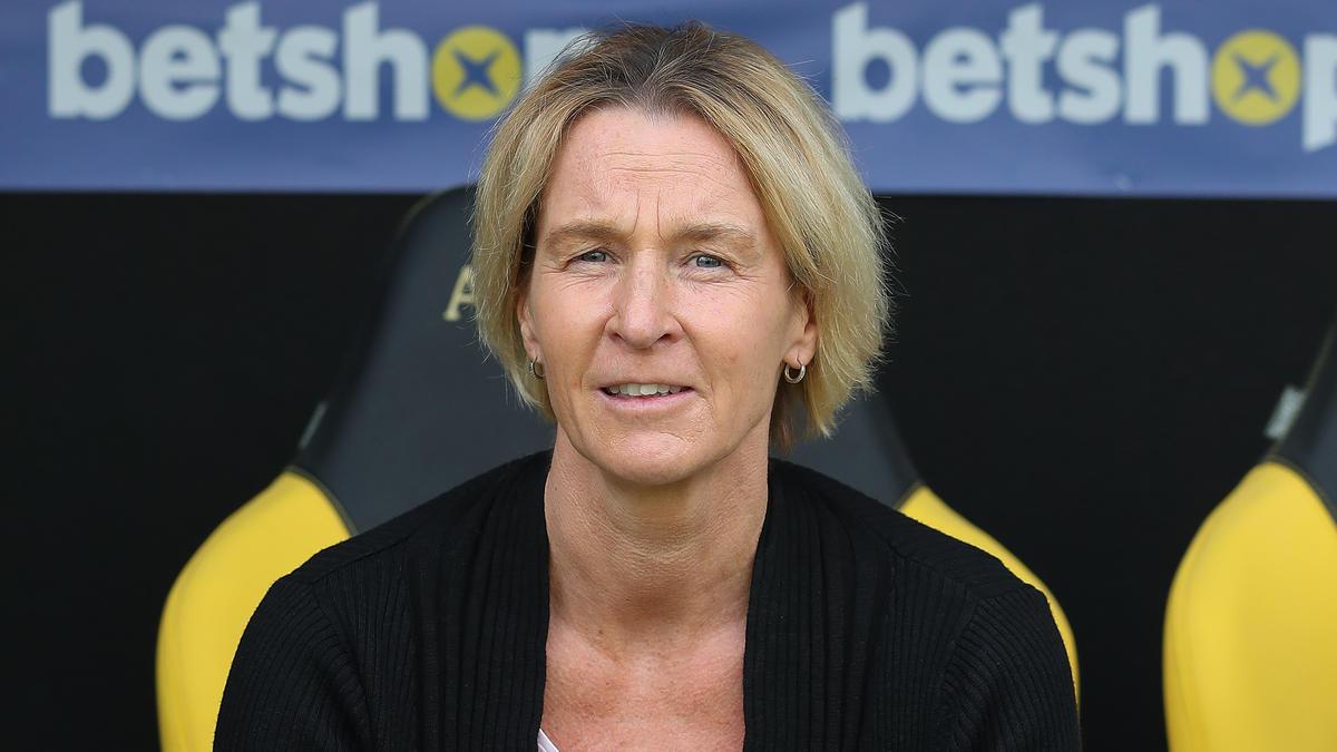Martina Voss-Tecklenburg ist Bundestrainerin der Frauen-Nationalmannschaft