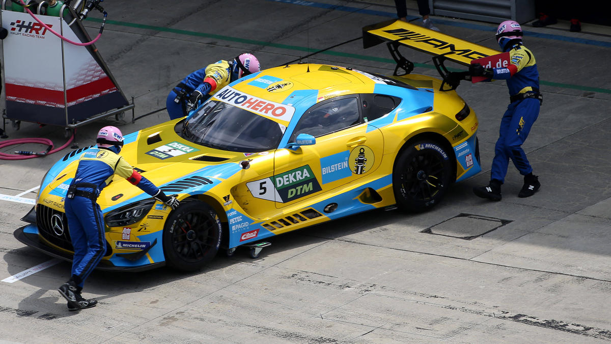 Vincent Abril verliert im Zuge der Spritaffäre von Monza alle 21 Punkte