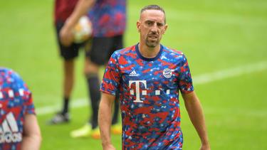 Franck Ribéry wollte zum FC Bayern zurückkehren