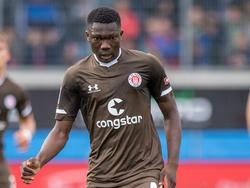 Vom FC St. Pauli wieder zurück nach Salzburg: Youba Diarrà