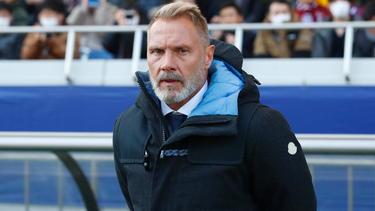 Thorsten Fink hat sich für einen Olympia-Einsatz von Lukas Podolski ausgesprochen