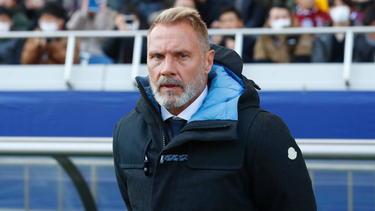 Thorsten Fink ist nicht mehr Trainer von Vissel Kobe