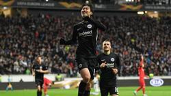 Eintracht Frankfurt muss am Montagabend ran