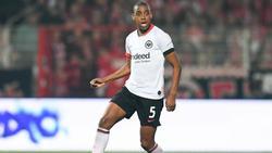 Beendet seine aktive Laufbahn: Eintracht-Profi Gelson Fernandes