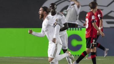 El Real Madrid no ha concedido ningún punto tras la vuelta.