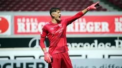 Gregor Kobel soll fix nach Stuttgart transferiert werden