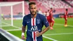 Neymar hat sich wohl mit dem Coronavirus infiziert