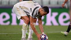 Cristiano Ronaldo zeigte sich treffsicher vom Punkt