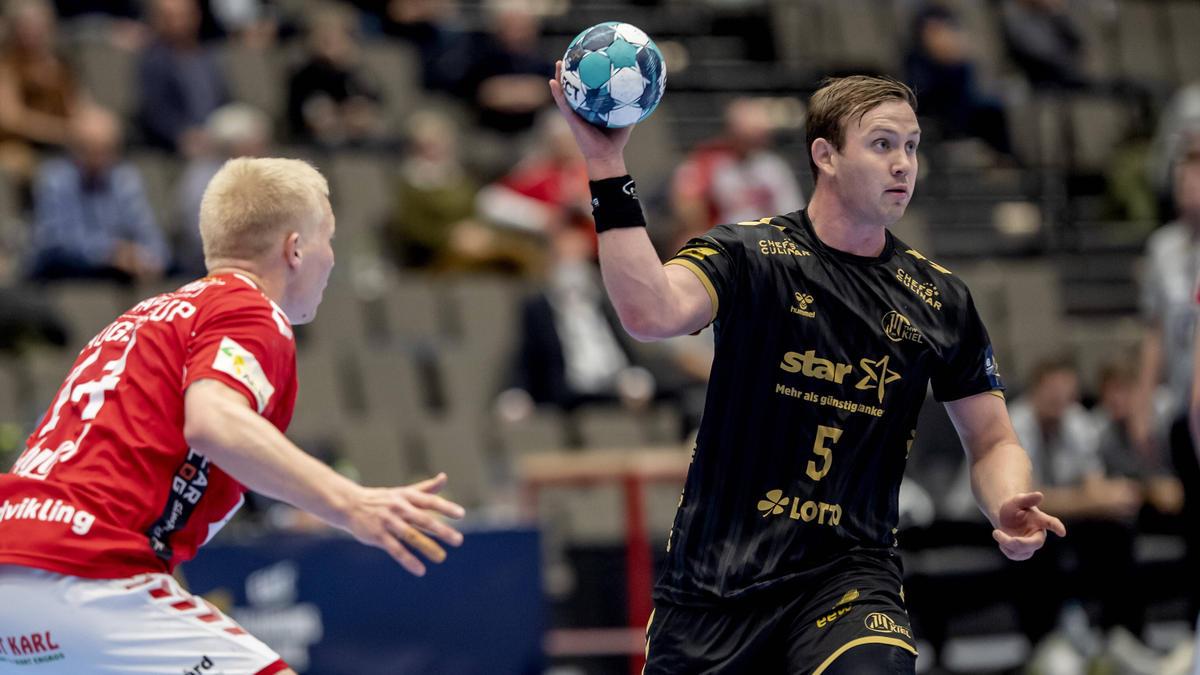 Sander Sagosen traf elfmal beim Gastspiel in Aalborg
