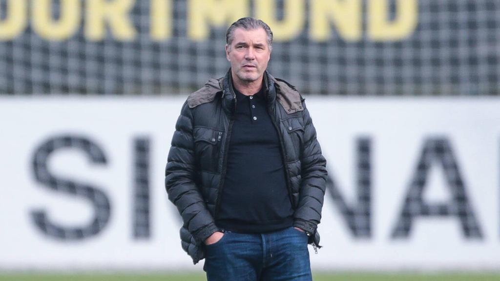 BVB-Sportdirektor Michael Zorc ist derzeit nicht zufrieden