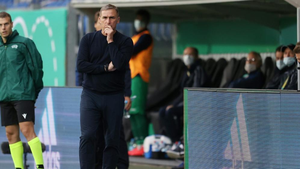 Stefan Kuntz muss gegen Bosnien auf einige Spieler verzichten
