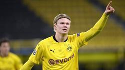 Erling Haaland muss mit dem BVB gegen den 1. FC Köln ran