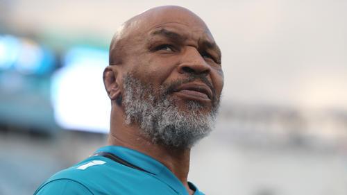 Mike Tyson will es mit 54 Jahren noch einmal wissen