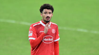 Bleibt bei Fortuna Düsseldorf: Emmanuel Iyoha