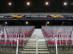 Noch ist offen, ob der WAC Tottenham in Klagenfurt empfangen wird können