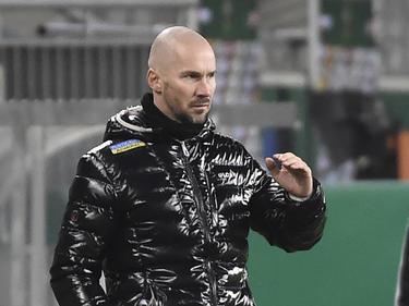 Sturm-Coach Ilzer analysiert Cup-Aufstieg zwiespältig
