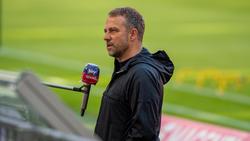 Hansi Flick will sich nicht mehr dazu äußern, ob er beim FC Bayern bleibt