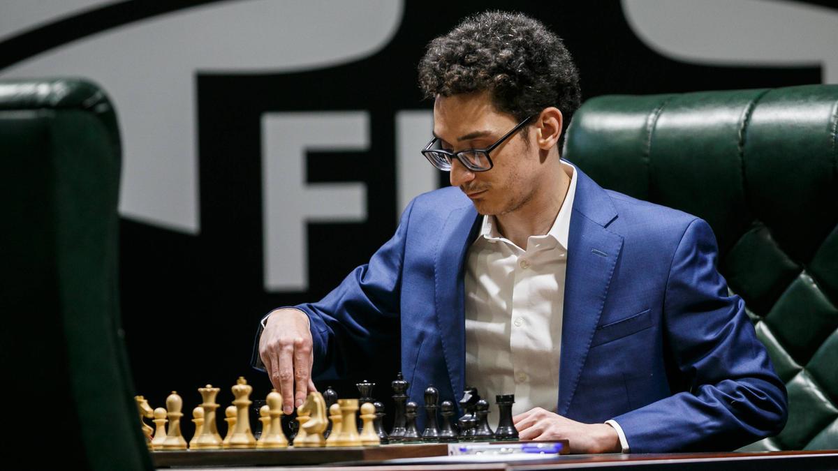Der US-Großmeister Fabiano Caruana ist beim Kandidatenturnier dabei