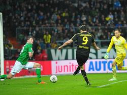 Lewandowski setzt den Doppelpack