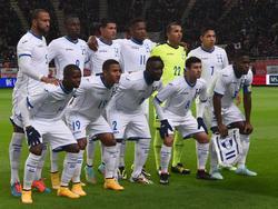Honduras no pudo clasificar a la pasada edición de la Copa Oro. (Foto: Getty)